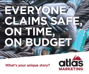 construction marketing relies on industry experience and Atlas Marketing knows construction